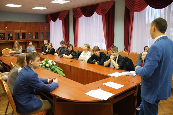 Семинар - 7 ошибок развития бизнеса. Администрация г. Североморск
