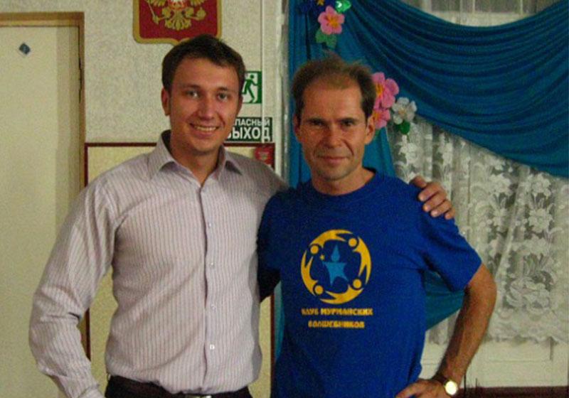 Вадим Гурангов 2012 год
