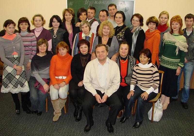 Андрей Макрица Мурманск 2012 год