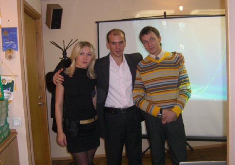 Кирилл Кириллов 2006 год