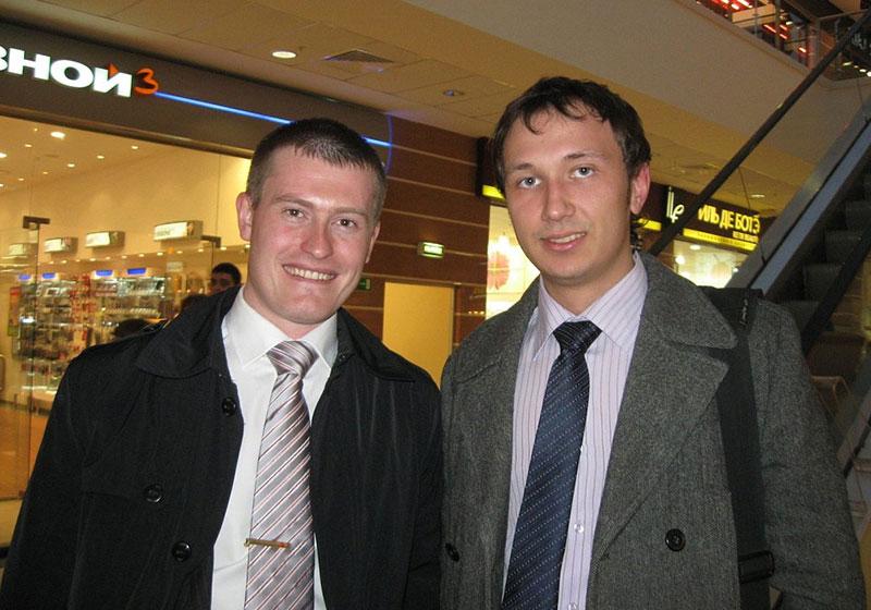 Дмитрий Обердерфер 2009 год