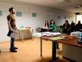 Тренинг «Начнающий Предприниматель» - (Апатиты апрель). Олег рассказывает про логотипы